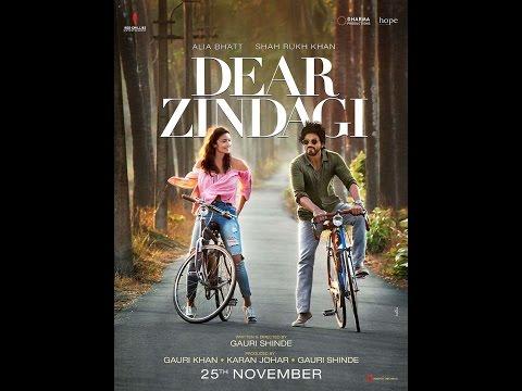 Dear Zindagi Official Trailer 2016 | Shahrukh Khan | Alia Bhatt | Releasing Nov 25