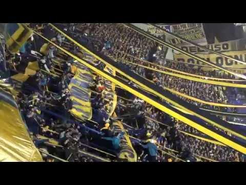 Boca IdelValle Lib16 / Recibimiento - La 12 - Boca Juniors