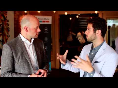 Google Breakfast: Interview with Fab Dolan Part 2 - Strathcom Media