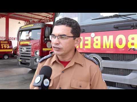 INCÊNDIO EM TERESINA: Depósito de sinucas pega fogo na zona sul da capital