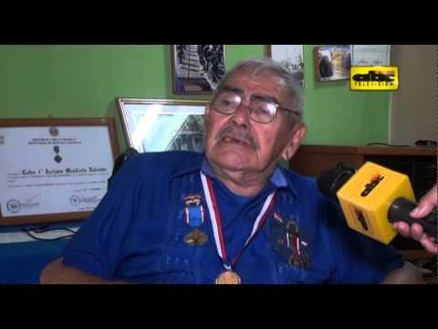 Nota a veterano de la Guerra del Chaco
