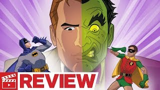 Nonton Batman Vs  Two Face Movie Review  2017  Film Subtitle Indonesia Streaming Movie Download