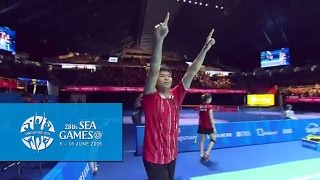 Video Badminton Mixed Doubles Gold Medal Match | 28th SEA Games Singapore 2015 MP3, 3GP, MP4, WEBM, AVI, FLV Agustus 2018