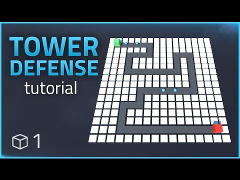 How to make a Tower Defense Game (E01) - Unity Tutorial