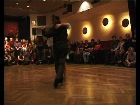 Tango workshop met Jorge Fatauros