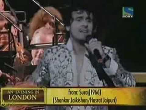 Video Rafi Resurrected - An Eve In London - Sonu Nigam pt(10/12) download in MP3, 3GP, MP4, WEBM, AVI, FLV January 2017