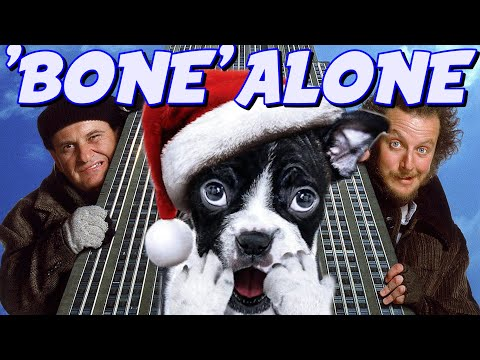 The HOME ALONE DOG SPIN-OFF We Don't Talk About.....