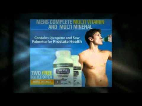 Multivitamin For Men Review