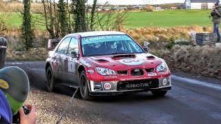 A short video from day one of the Galway International Rally 2017. The event was round one the Irish Tarmac Championship and boasted a quality entry. Make sure to Like, Share and Subscribe!