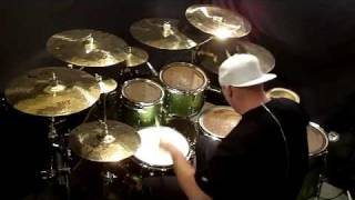 N.W.A. - Straight Outta Compton [DRUM COVER]