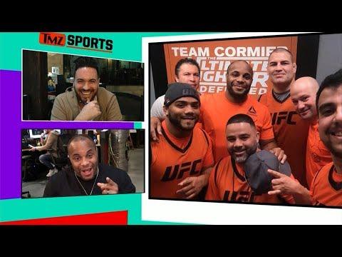 Daniel Cormier Has Major Respect for Stipe Miocic | TMZ Sports