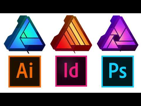 Can You Ditch Adobe For Affinity