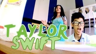 Taylor Swift // AULION (Music Video Cover)