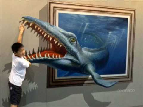 Amazing 3D Magic Art