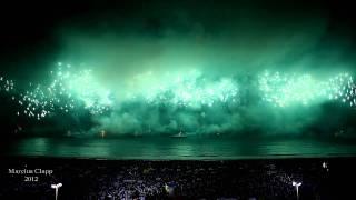 Queima de Fogos Copacabana 2012 (Marcius Clapp)
