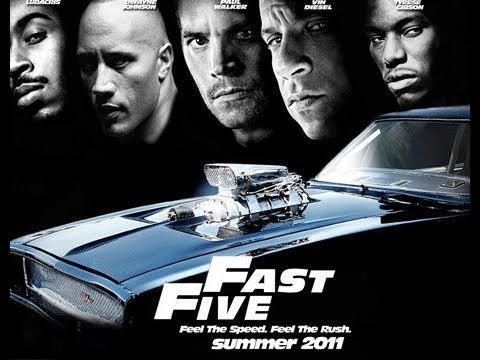 five - Vin Diesel and Paul Walker lead an all star cast reunion from the Fast and Furious series for the new car and crime movie Fast Five. IGN's YouTube is just a ...
