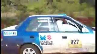 Maruti Esteem - Car Rally in India
