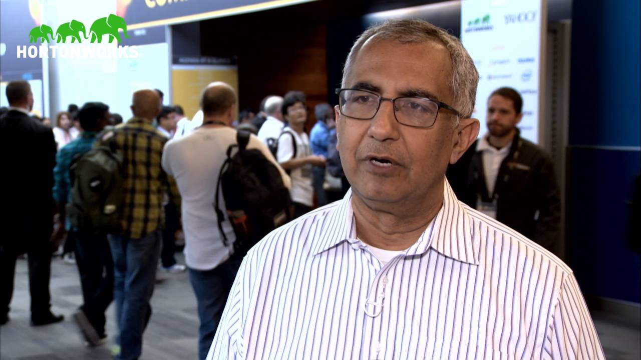 Kyvos Partner Interview Hadoop Summit San Jose 2016