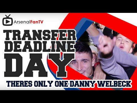 only - There's only One Danny Welbeck Chant - Transfer Deadline Day AFTV APP: IPHONE : http://goo.gl/1TNrv0 AFTV APP: ANDROID: http://goo.gl/uV0jFB AFTV ONLINE SHOP : http://tiny.cc/el3rrw AFTV...
