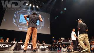 Co-thkoo (Gucchon & Kei) vs Ness & Poppin C – WDC 2019 POPPIN' FINAL
