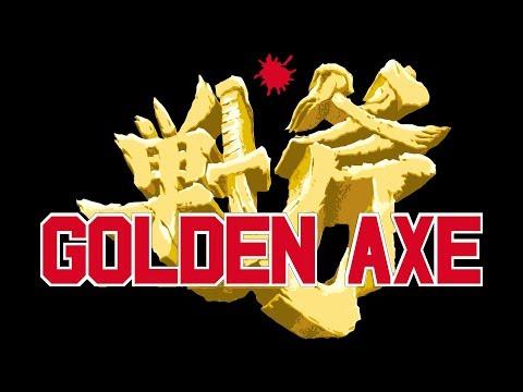 Sega Golden Axe gameplay