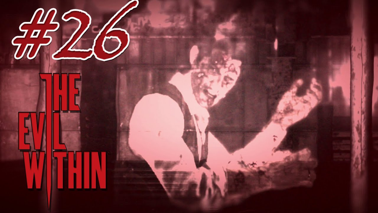 [Let's Play] The Evil Within – 26 – Metal Gear Seb