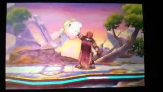 This is by far the coolest thing I've ever done in Smash.