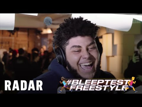 BIG ZUU | #BleepTestFreestyle ON BREAKFAST W/ SNOOCHIE SHY  @RadarRadioLDN @ItsBigZuu @snoochieshy