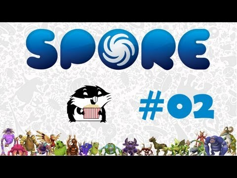 Арахис. Spore'ный понедельник e02 с Сибирским Леммингом