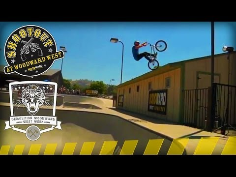 BMX: Demolition Parts – Woodward West Shootout 2013