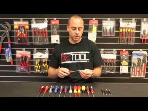 screwdriver - Wiha tools makes a lot of great screwdrivers for industrial use, electricians, plumbers, electronic repair, DIY and more. This is a comparison and review of ...