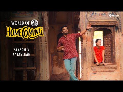 World Of MG: Homecoming S3: A Roadtrip Across Rajasthan | Ft Aisha Ahmed & Ayush Mehra | Tripoto