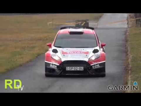 Szilveszter Rallye - 1. nap