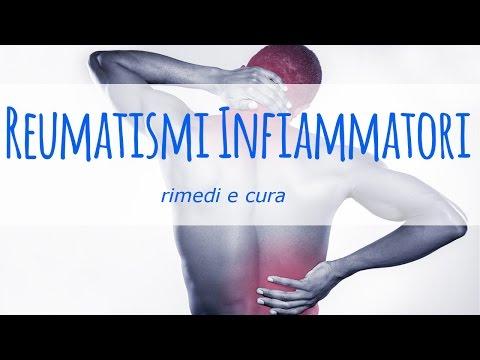 reumatismi infiammatori: rimedi e cura!