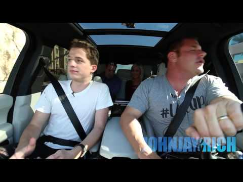 Charlie Puth talks about MAKING OUT w/ Meghan Trainor
