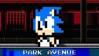 Park Avenue (Justice) 8 Bit Remix - Sonic Forces