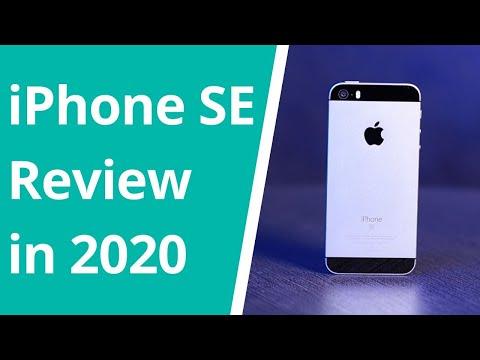 iPhone SE in 2020 [iOS 13]