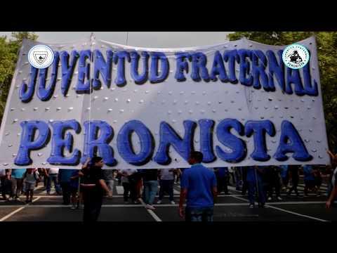 Juventud Fraternal Peronista Movilizacion 24 de marzo