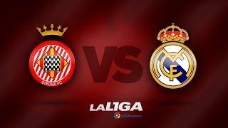 Resumen De Girona FC (1-1) Real Madrid Castilla  - HD