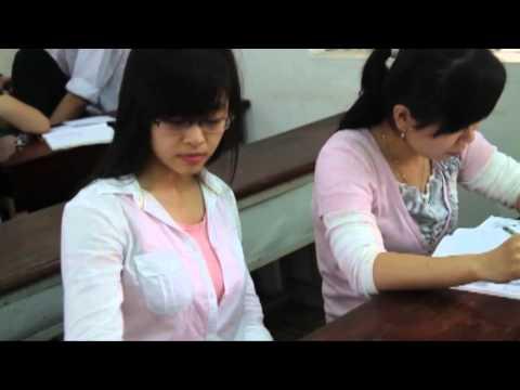 [clip] - Tuyệt chiêu tán gái thời học sinh :v