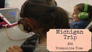 Trampoline Time