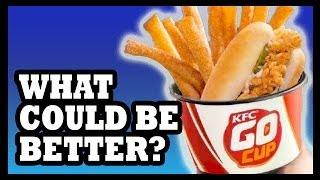 KFC Runs Funnel Cake Fries Experiment on Baltimore - Food Feeder