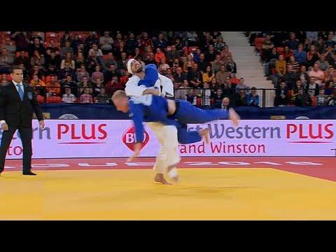 Τζούντο: Μέρα δεύτερη για την πολυεθνική γιορτή του αθλήματος στη Χάγη…