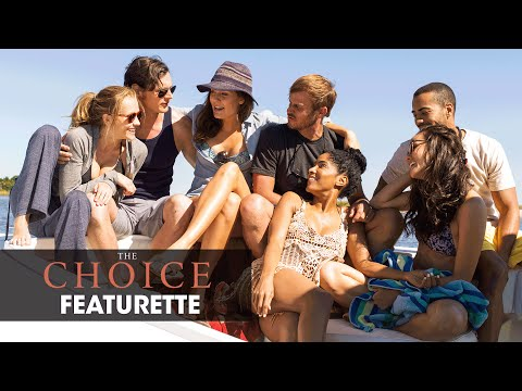 The Choice (Featurette 'Life on Set')