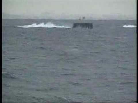 Смотреть онлайн видео largest submarine in the