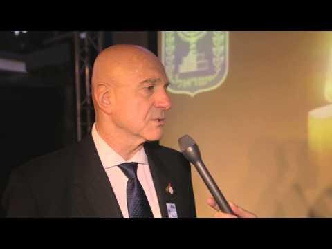 Ilan Mor Izraeli Nagykövet a 67. éves Izraelről