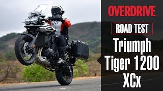 9. 2018 Triumph Tiger 1200 XCx | Road Test | OVERDRIVE