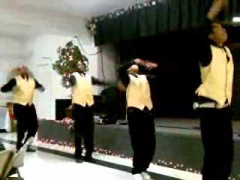 Mighty Warriors of Exaltation  Dance Ministry Broken