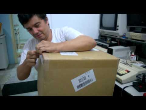 Unboxing dos NEC PC-6001