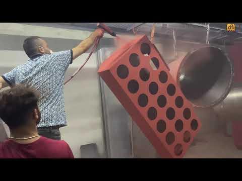Onur Makina Powder Coating